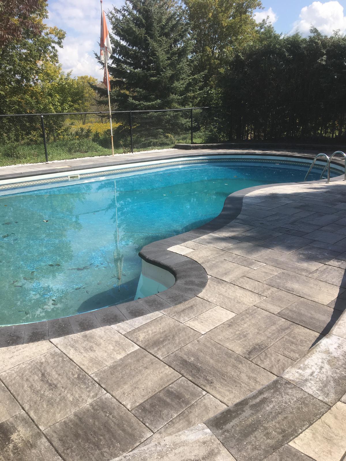Pool Deck Stones