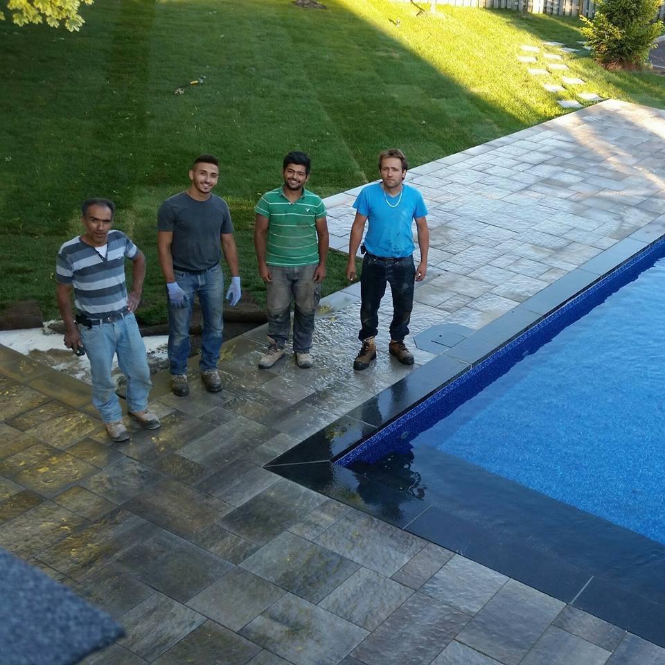Pool Deck Team