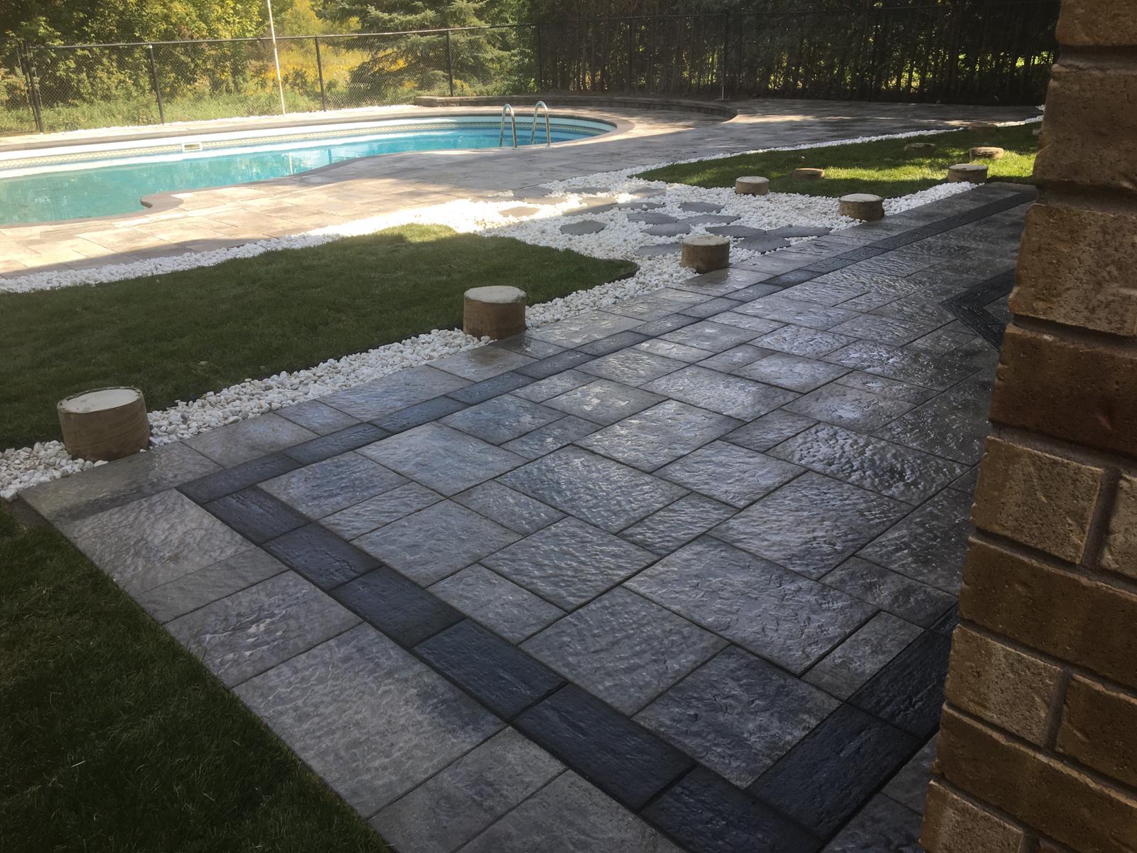 Pools Surrounding